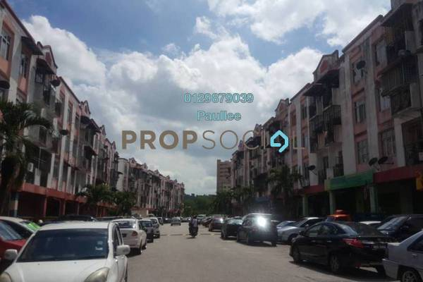 For Sale Shop at Taman Lestari Perdana, Bandar Putra Permai Freehold Semi Furnished 0R/2B 650k