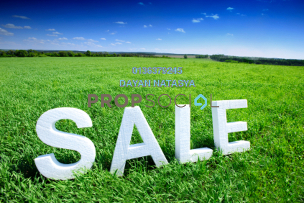For Sale Land at Kuang, Selangor Freehold Unfurnished 0R/0B 4.2m