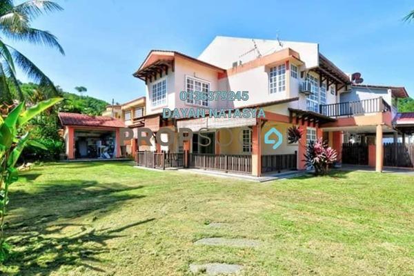 For Sale Terrace at Taman Bukit Mewah, Bukit Antarabangsa Freehold Semi Furnished 5R/3B 1.7m