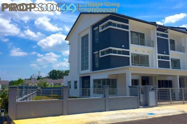 For Sale Terrace at Fairfield Residences @ Tropicana Heights, Kajang Freehold Unfurnished 7R/6B 1.29m