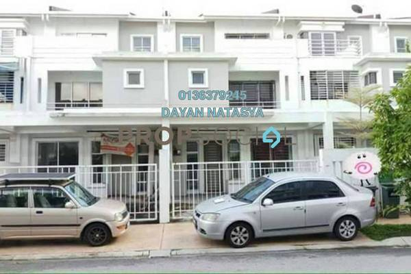 For Sale Terrace at Seksyen 8, Bandar Baru Bangi Freehold Semi Furnished 5R/4B 655k