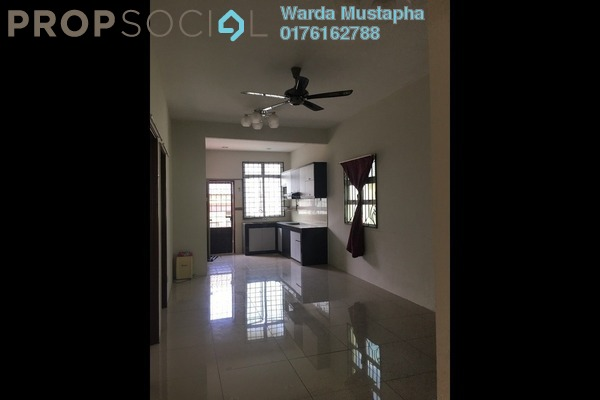For Sale Terrace at Nusa Intan, Senawang Freehold Semi Furnished 4R/2B 350k
