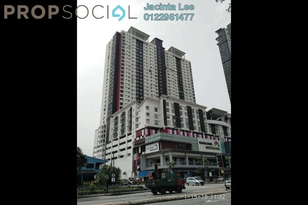 For Sale SoHo/Studio at Axis SoHu, Pandan Indah Freehold Semi Furnished 1R/1B 219k