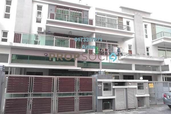 For Sale Link at Impiana Sentul Bahagia, Sentul Freehold Semi Furnished 6R/6B 1.32m
