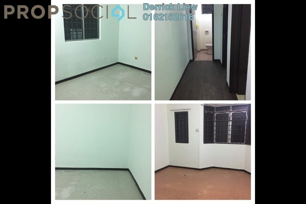 For Rent Terrace at Bandar Damai Perdana, Cheras South Freehold Unfurnished 3R/2B 1.2k