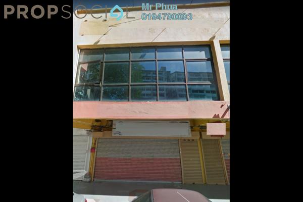 For Rent Shop at Jalan Perak, Georgetown Freehold Unfurnished 0R/0B 5k