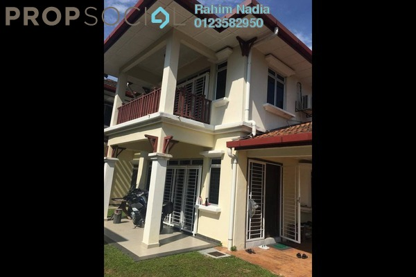 For Sale Semi-Detached at Section 11, Kota Damansara Leasehold Semi Furnished 4R/4B 2m