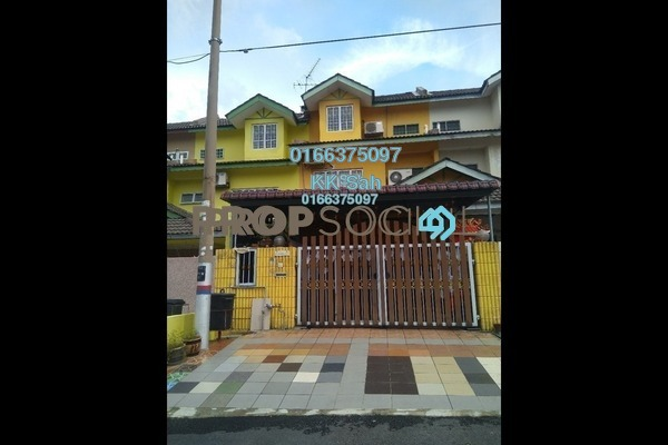 For Sale Link at Cheras Jaya Industrial Park, Balakong Freehold Fully Furnished 4R/3B 550k