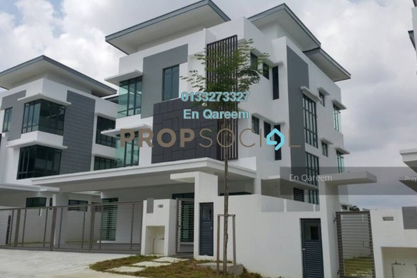 For Sale Bungalow at Lambaian Residence, Bangi Freehold Unfurnished 7R/8B 1.95m