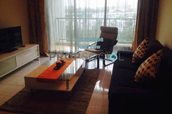 For Rent Condominium at Kiara Designer Suites, Mont Kiara Freehold Fully Furnished 3R/2B 3.1k
