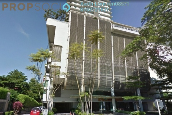 For Rent Condominium at Swiss Garden Residences, Pudu Freehold Fully Furnished 2R/1B 2.5k