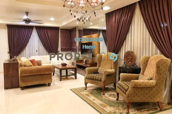 For Sale Terrace at Puncak Setiawangsa, Wangsa Maju Freehold Semi Furnished 4R/3B 1.55m