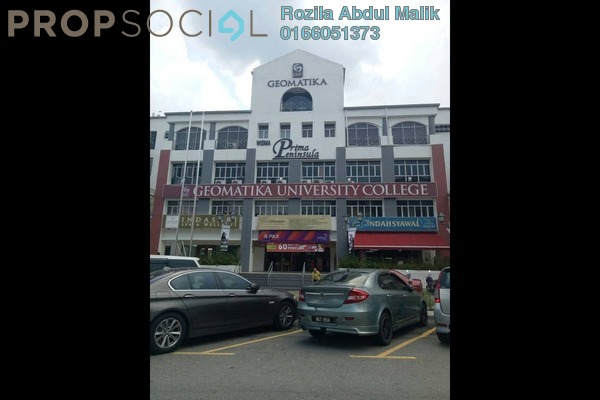 For Sale Shop at Taman Setiawangsa, Setiawangsa Freehold Unfurnished 0R/1B 780k