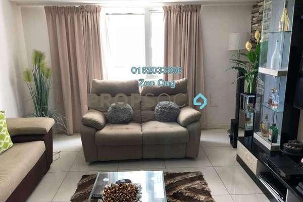 For Rent Condominium at Solstice @ Pan'gaea, Cyberjaya Freehold Semi Furnished 1R/1B 1.55k