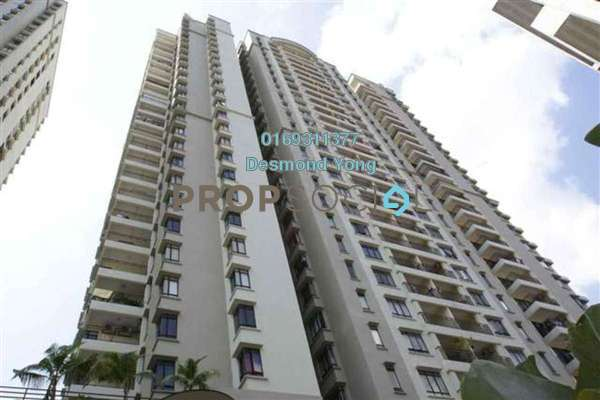 For Rent Condominium at Rivercity, Sentul Freehold Fully Furnished 3R/2B 2.5k