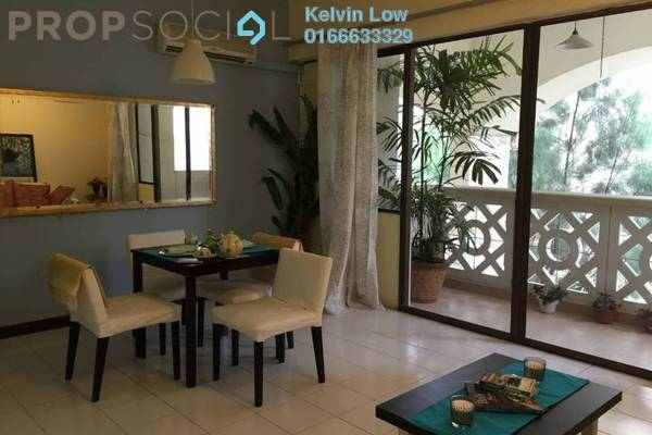 For Rent Condominium at Tivoli Villas, Bangsar Freehold Fully Furnished 3R/2B 2.5k