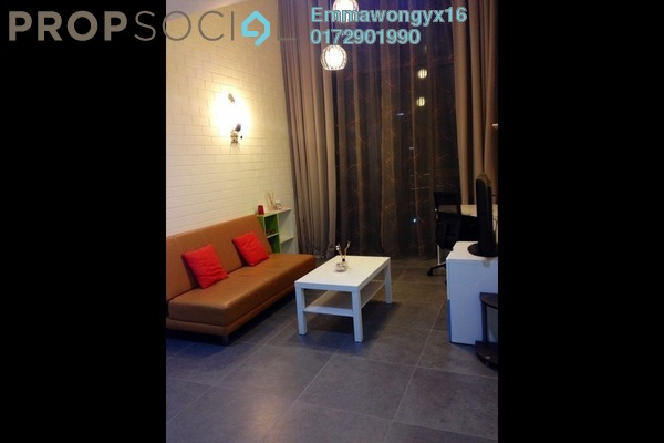 For Sale SoHo/Studio at Empire Damansara, Damansara Perdana Freehold Fully Furnished 2R/1B 400k