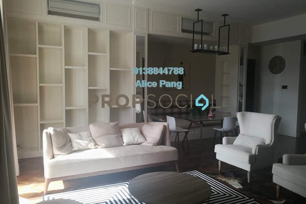 For Rent Condominium at Quayside, Seri Tanjung Pinang Freehold Fully Furnished 2R/4B 6.3k