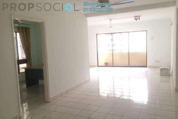For Sale Condominium at Pelangi Damansara, Bandar Utama Freehold Semi Furnished 3R/2B 410k