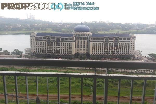 For Sale Condominium at Fortune Park, Seri Kembangan Freehold Semi Furnished 3R/2B 408k