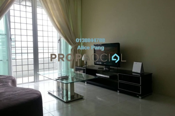 For Rent Condominium at BaysWater, Gelugor Freehold Fully Furnished 3R/3B 2.7k