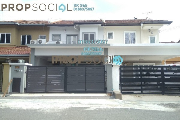 For Sale Link at Section 5, Bandar Mahkota Cheras Freehold Unfurnished 4R/3B 598k