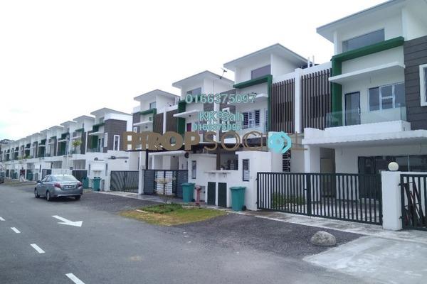 For Sale Superlink at Taman Sri Tanjung, Semenyih Freehold Unfurnished 4R/4B 510k