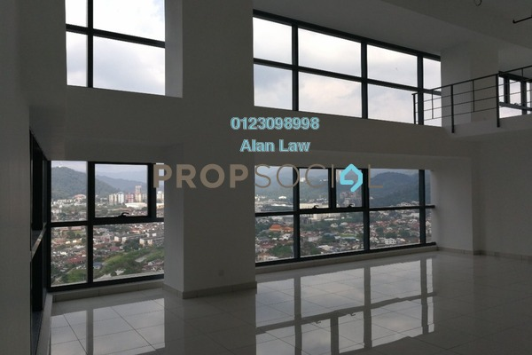 For Rent Office at 3 Towers, Ampang Hilir Freehold Semi Furnished 0R/2B 7k