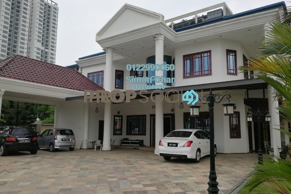 For Sale Bungalow at Section 7, Shah Alam Freehold Fully Furnished 6R/6B 2.5m