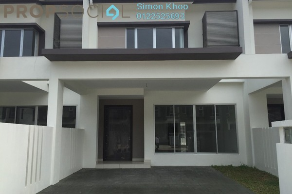 For Sale Terrace at Arahsia, Tropicana Aman Freehold Unfurnished 4R/3B 840k