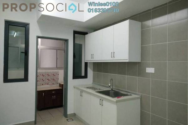 For Sale Condominium at KL Palace Court, Kuchai Lama Leasehold Semi Furnished 3R/2B 550k
