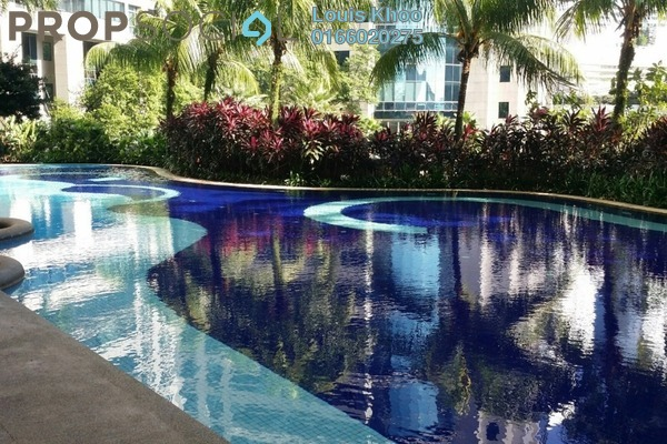 For Rent Condominium at Suasana Sentral Condominium, KL Sentral Freehold Fully Furnished 3R/2B 3.6k