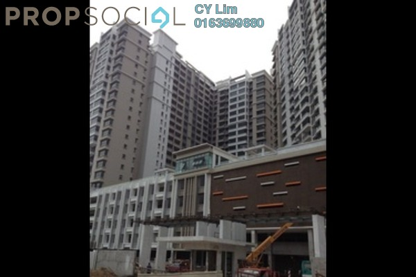 For Rent Condominium at Covillea, Bukit Jalil Freehold Fully Furnished 3R/3B 2.6k