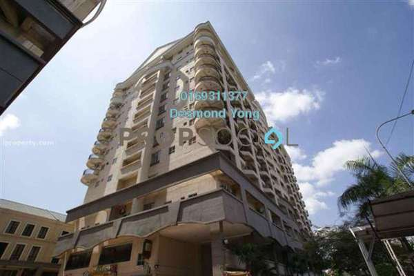 For Rent Condominium at Dorchester, Sri Hartamas Freehold Fully Furnished 1R/1B 1.25k