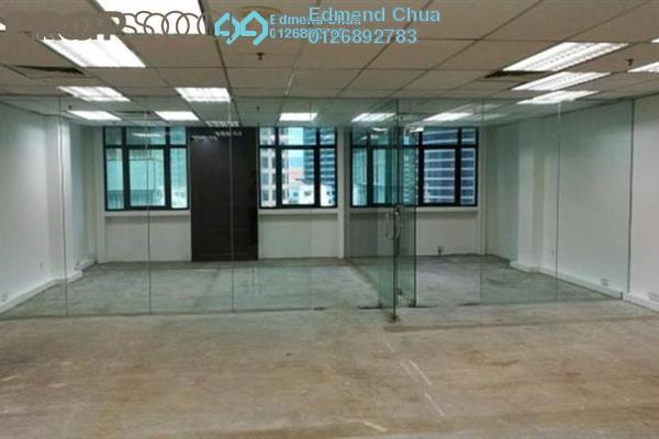 For Rent Office at Wisma UOA II, KLCC Freehold Semi Furnished 0R/0B 6.48k