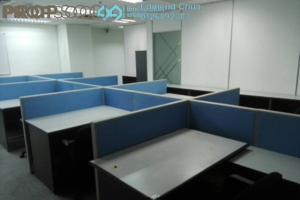 For Rent Office at Wisma UOA II, KLCC Freehold Semi Furnished 0R/0B 4.1k