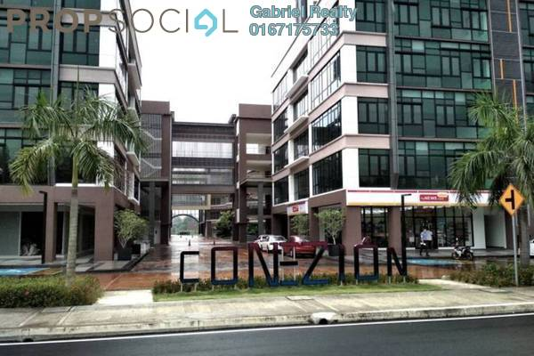 For Rent Shop at Conezión, IOI Resort City Freehold Unfurnished 0R/0B 2k