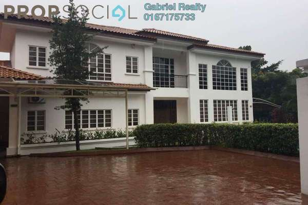 For Rent Bungalow at The Beverly Row, Putrajaya Freehold Semi Furnished 6R/7B 11k