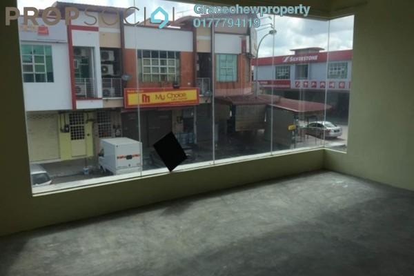 For Rent Shop at Taman Daya, Tebrau Freehold Semi Furnished 0R/0B 1.4k