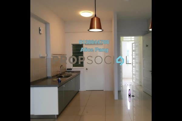 For Sale Condominium at The Peak Residences, Tanjung Tokong Freehold Semi Furnished 3R/2B 600k