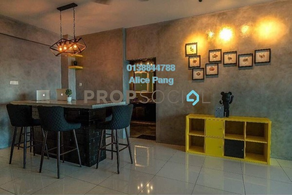 For Sale Condominium at The Latitude, Tanjung Tokong Freehold Fully Furnished 3R/3B 800k