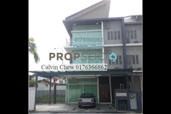 For Sale Semi-Detached at Palm Reserve, Damansara Jaya Freehold Unfurnished 0R/0B 1.75m
