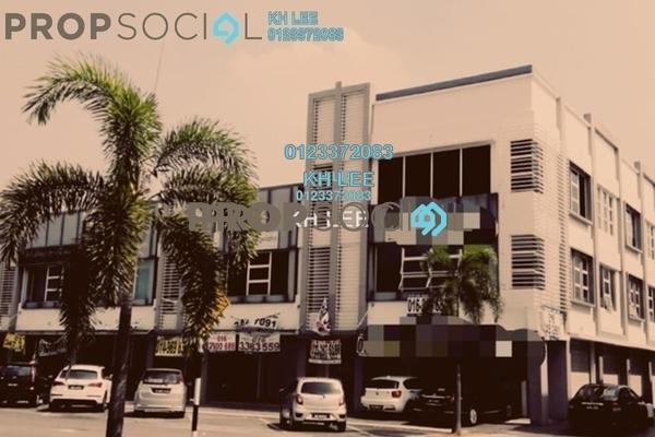 For Sale Shop at Eleven Avenue, Bandar Bukit Raja Leasehold Unfurnished 0R/0B 3m