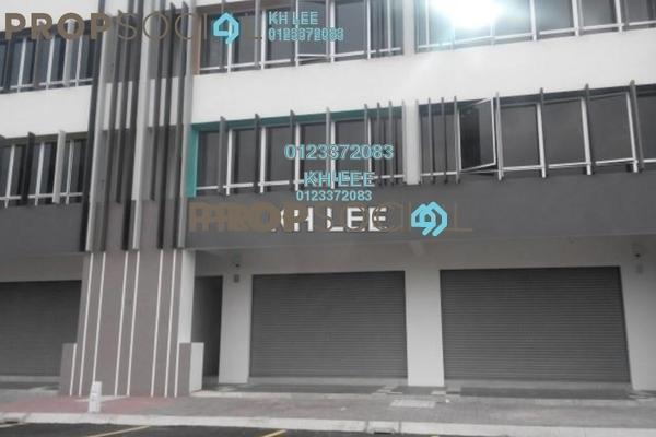 For Rent Shop at Setia Taipan, Setia Alam Freehold Unfurnished 0R/0B 3k