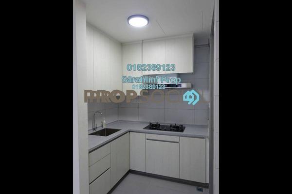 For Rent Condominium at Infiniti3 Residences, Wangsa Maju Freehold Semi Furnished 2R/2B 2.3k