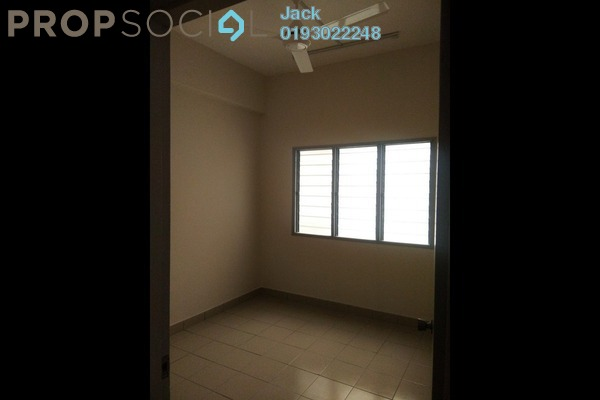 For Rent Apartment at Taman Daya, Kepong Freehold Unfurnished 0R/2B 1k