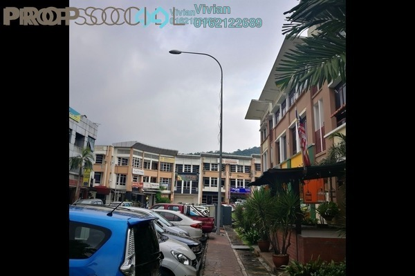 For Rent Shop at Section 5, Wangsa Maju Freehold Unfurnished 0R/2B 3.1k