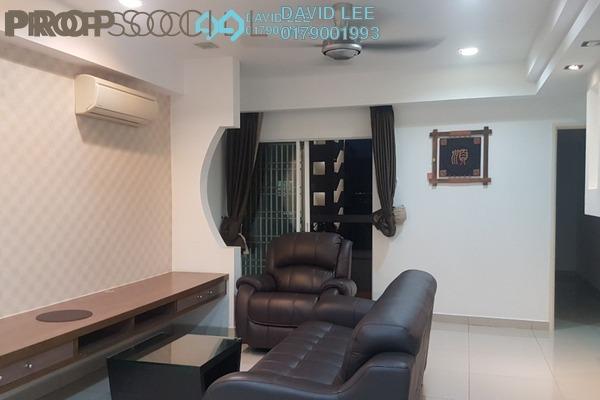 For Sale Condominium at Pelangi Damansara, Bandar Utama Freehold Fully Furnished 3R/2B 475k