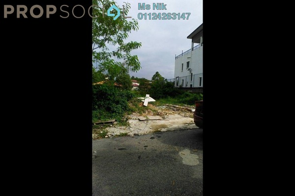 For Sale Land at Garden Park, Bandar Sungai Long Freehold Unfurnished 0R/0B 300k