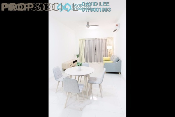 For Rent Condominium at Icon City, Petaling Jaya Freehold Fully Furnished 2R/1B 2.1k